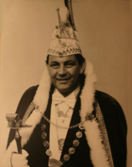 1986 - 1987 Arie dun Urste (Arie Baaijens)