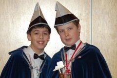 2007 Oskaris III (Leroy van den Bogaart) en Adjudant Randy (de Bruin)